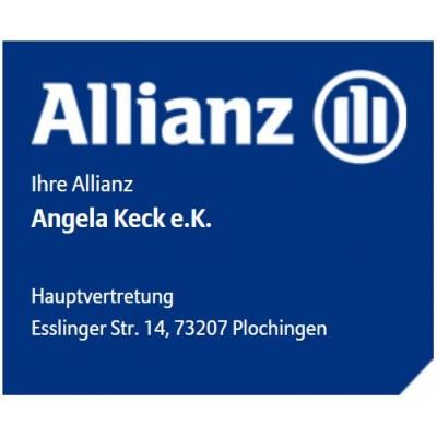 Logo von Allianz Generalvertretung Angela Keck