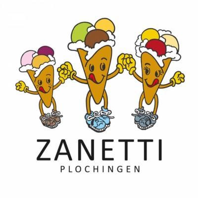 Logo von Eiscafé Zanetti