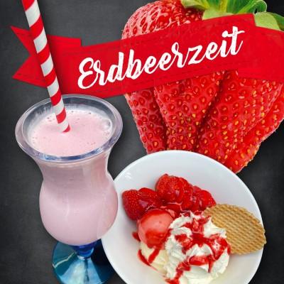 Wir lieben Erdbeeren 🍓♥️