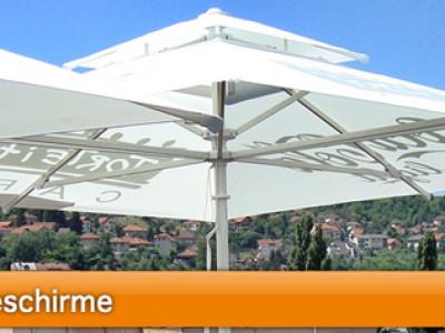 SUNVISTA GmbH - Sonnen- & Werbeschirme