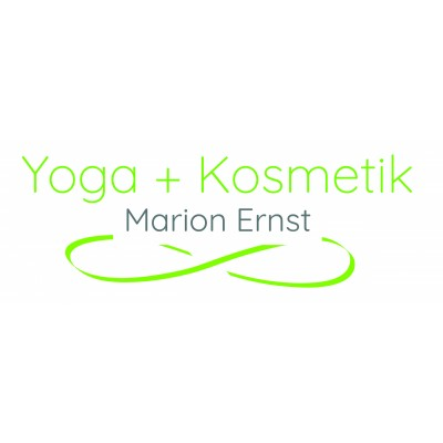 Logo von Yoga + Kosmetik Marion Ernst